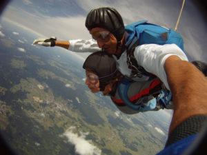 Fallschirmsprung Poechlarn