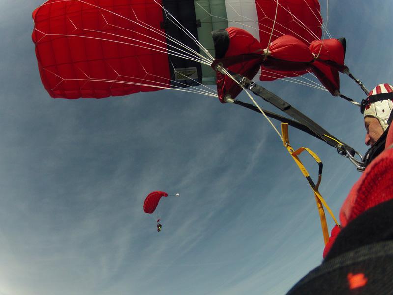 Skydive Swizerland