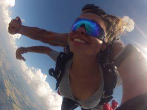 Erfahrungsberichte Fallschirmspringen